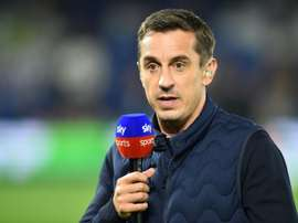 Gary Neville believes players should be able to say what they think. AFP
