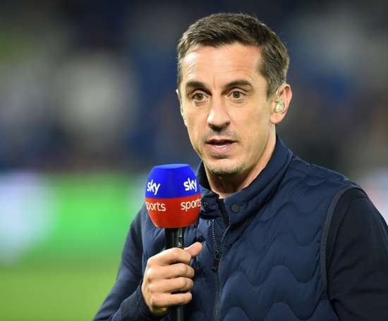 Neville has said players should learn a new skill. AFP