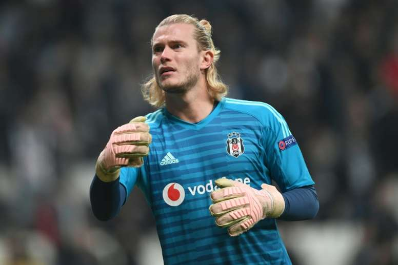 Karius is close to moving to Germany. AFP