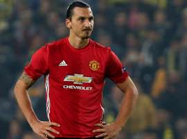 Ibrahimovic's United future not reliant on Champions League spot