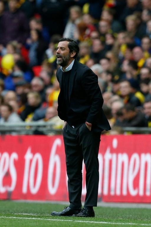 Quique Sánchez Flores podría coger las riendas del Everton la próxima campaña. AFP
