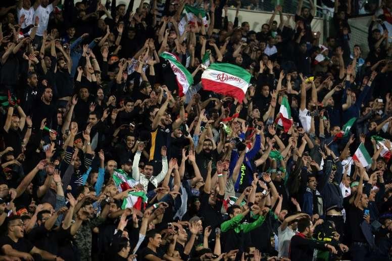Irán ha dado un gran paso para estar en el próximo Mundial de Rusia. AFP