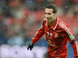 Mohamed Aboutrika le Zidane égyptien. AFP