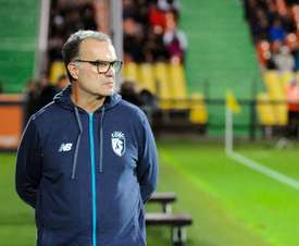 Marcelo Bielsa almost joined Swansea. AFP