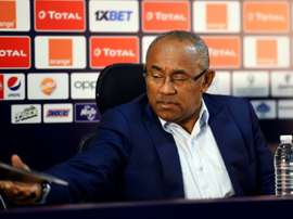 The CAF president say continental club competitions will no longer see two legged finals. AFP