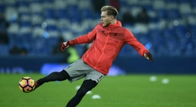 Klopp confirms Karius as no. 1. AFP