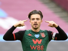Grealish earns first England call-up as Rashford, Winks withdraw. AFP
