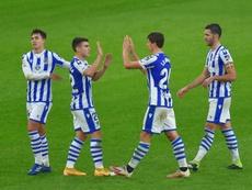 Sociedad edge low-quality Basque derby. AFP