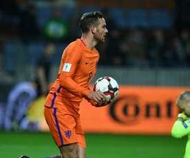 Vincent Janssen abandonnera Tottenham. AFP