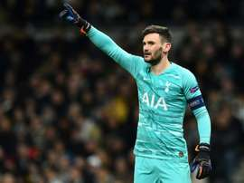 Lloris glad to 'regenerate' amid pandemic. AFP