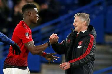 Solskjaer impressed by in-form Pogba's new-found maturity