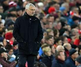 Mendes falou com a Juve para comunicar que Mourinho está disponível. AFP