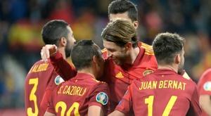 La donnée historique de l'Espagne contre Malte. AFP