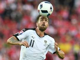 Harnik, al Werder Bremen. AFP