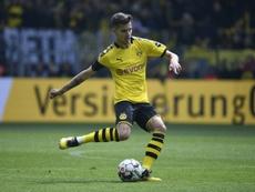 Benfica sign Dortmund midfielder Weigl. AFP