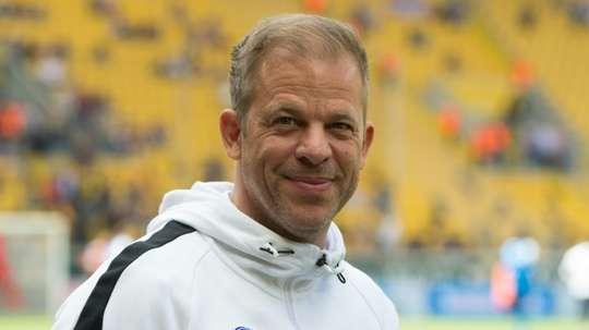 Markus Anfang será el entrenador del Colonia la próxima temporada. EFE/AFP/Archivo