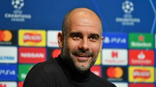 Eric Garcia veut quitter Manchester City. AFP