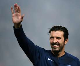Buffon could make an emotional return to Parma to end his career. AFP