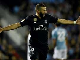 Il Milan pensa a Benzema. AFP