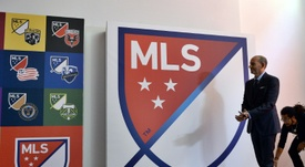 St. Louis City will join the MLS in 2023. AFP