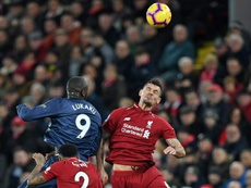 Lovren thinks Liverpool can only get better. AFP