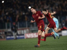 Strootman is in talks over a move to Marseille. AFP