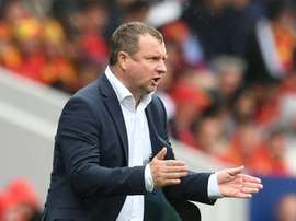 Vrba is the new Anzhi manager. BeSoccer