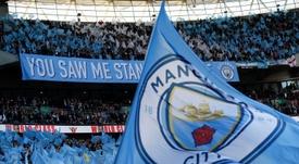 Manchester City é banido de competições europeias. AFP