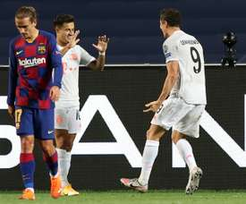 Record flop Coutinho rubs salt into Barca wounds