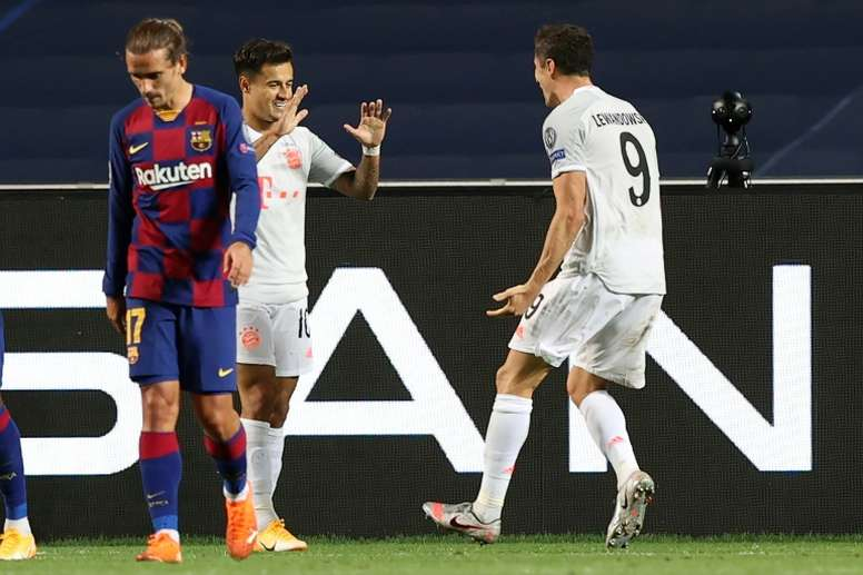 Record flop Coutinho rubs salt into Barca wounds