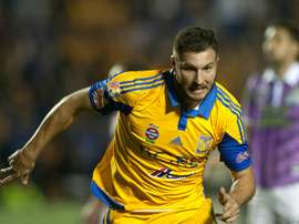 Andre-Pierre Gignac could be offered a move to Premier League. AFP PHOTO/Julio Cesar Aguilar