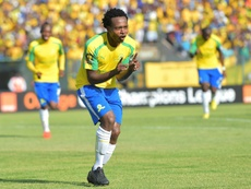 Mamelodi Sundowns now have a six-point lead in the South African Premiership. AFP