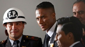 Antonio Valencia has been given the National Order of Merit. AFP
