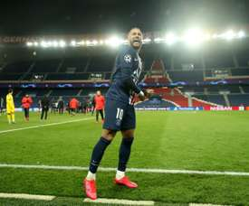 PSG will face Le Havre in a friendly. AFP