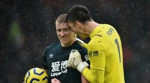 Bournemouth, Newcastle y Aston Villa no pudieron puntuar. AFP
