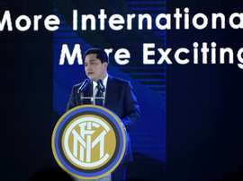 Erick Thohir has joined the board of Oxford United. AFP