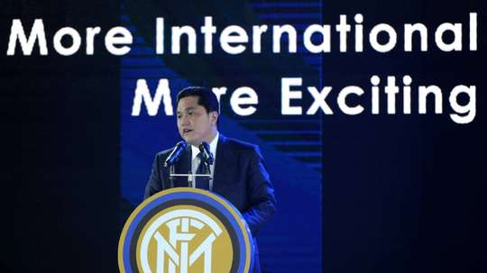 Erick Thohir has confirmed he is collaborating with Indonesian anti-corruption authorities. AFP
