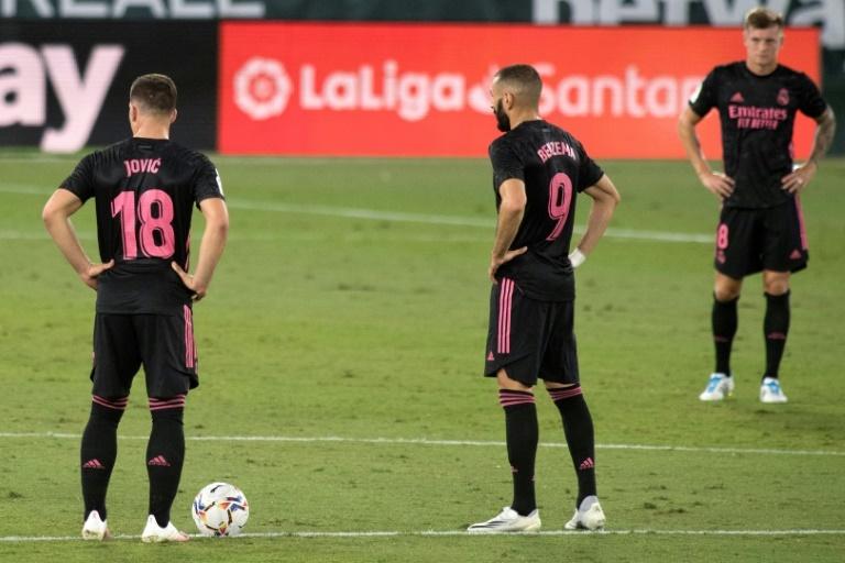 El Madrid podría quedarse con los cuatro delanteros
