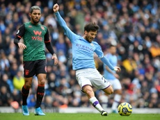 City skipper Silva set to miss Liverpool clash