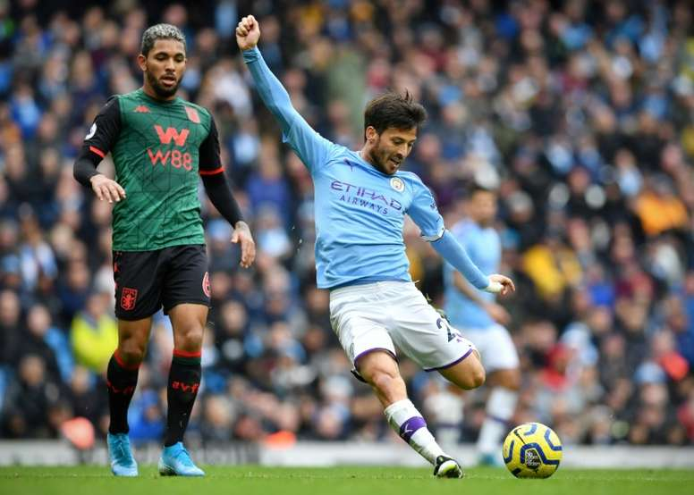 David Silva recusou o Real Madrid diversas vezes. AFP