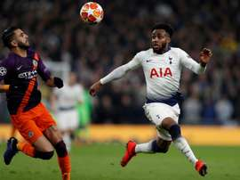 Danny Rose is still thinking about leaving. AFP