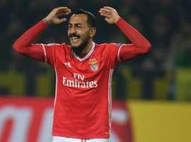 Benfica goleado pelo Young Boys na Suiça. AFP