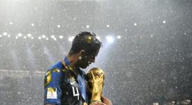 Varane fue uno de los grandes protagonistas del torneo. AFP