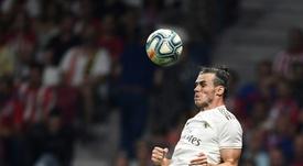 'AS': Bale forzará la máquina para estar en el Camp Nou. AFP