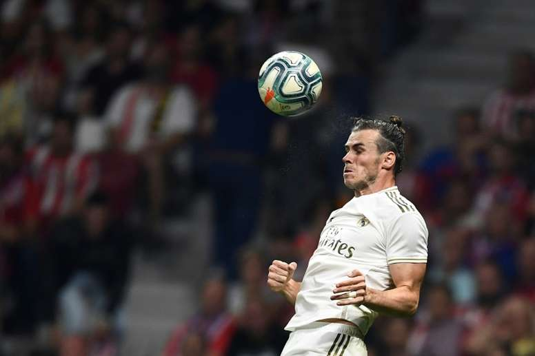La mise au point de Gareth Bale. AFP
