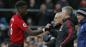Man United to avoid Pogba's exit with salary increase. AFP