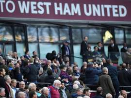 West Ham host O'Hara's Macclesfield on Wednesday night. AFP