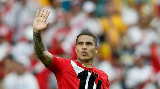 Guerrero tested positive. AFP