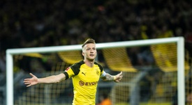 Marco Reus' absence has coincided with a downturn in Dortmund's form. AFP