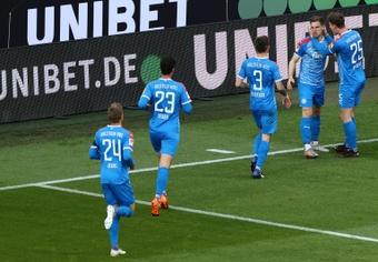 El Köln huele más que nunca a Segunda. AFP